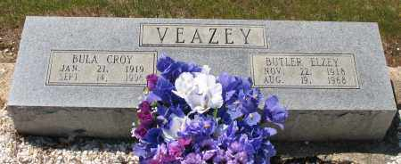 VEAZEY, BULA - Grant County, Arkansas | BULA VEAZEY - Arkansas Gravestone Photos