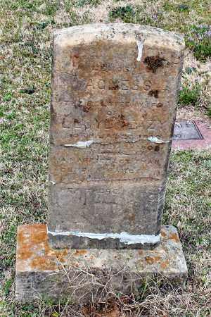 VEAZY, AGNESS - Grant County, Arkansas   AGNESS VEAZY - Arkansas Gravestone Photos