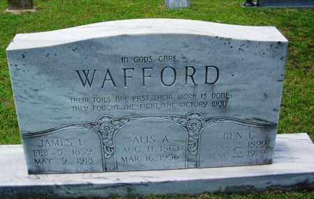 WAFFORD, BEN C - Grant County, Arkansas | BEN C WAFFORD - Arkansas Gravestone Photos