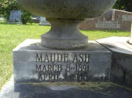 WATSON, MAUDE ASH - Grant County, Arkansas | MAUDE ASH WATSON - Arkansas Gravestone Photos