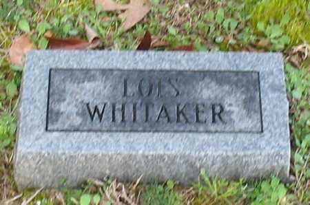 WHITAKER, LOIS - Grant County, Arkansas | LOIS WHITAKER - Arkansas Gravestone Photos