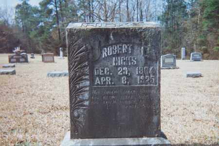 HICKS, ROBERT - Grant County, Arkansas | ROBERT HICKS - Arkansas Gravestone Photos