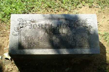 ABELL, JOSEPH ALONZO - Greene County, Arkansas | JOSEPH ALONZO ABELL - Arkansas Gravestone Photos