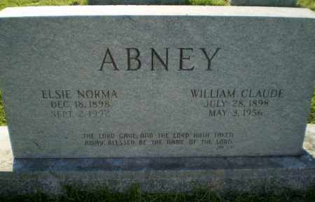 ABNEY, ELSIE NORMA - Greene County, Arkansas | ELSIE NORMA ABNEY - Arkansas Gravestone Photos