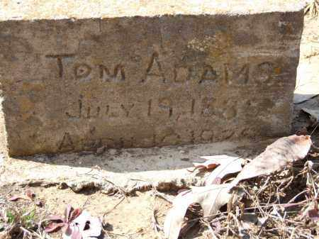 ADAMS, TOM - Greene County, Arkansas | TOM ADAMS - Arkansas Gravestone Photos