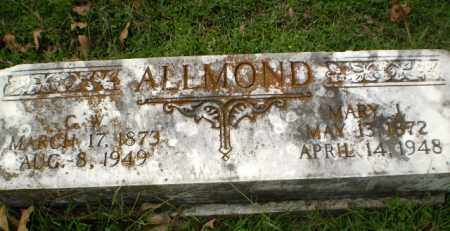 ALLMOND, C.W. - Greene County, Arkansas | C.W. ALLMOND - Arkansas Gravestone Photos