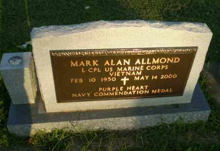 ALLMOND (VETERAN VIET), MARK ALAN - Greene County, Arkansas | MARK ALAN ALLMOND (VETERAN VIET) - Arkansas Gravestone Photos