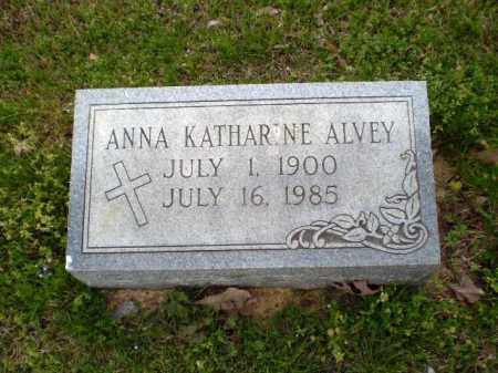 ALVEY, ANNA - Greene County, Arkansas | ANNA ALVEY - Arkansas Gravestone Photos