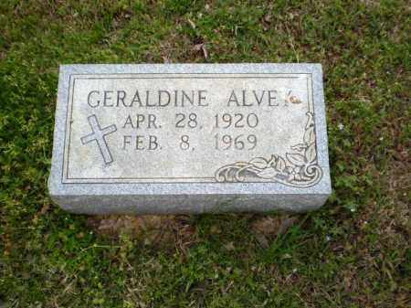 ALVEY, GERALDINE - Greene County, Arkansas | GERALDINE ALVEY - Arkansas Gravestone Photos