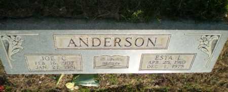 ANDERSON, ESTA L - Greene County, Arkansas | ESTA L ANDERSON - Arkansas Gravestone Photos