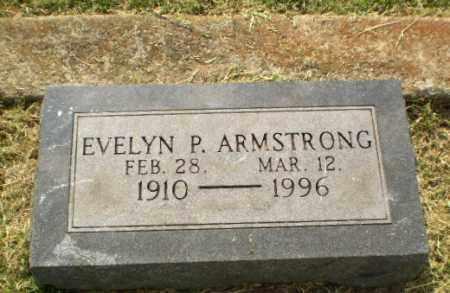 ARMSTRONG, EVELYN P. - Greene County, Arkansas | EVELYN P. ARMSTRONG - Arkansas Gravestone Photos