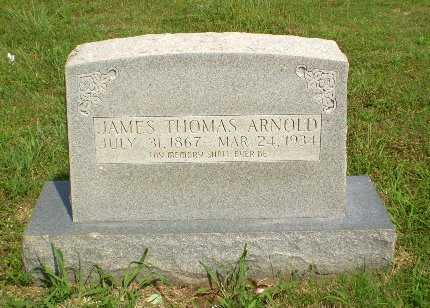 ARNOLD, JAMES THOMAS - Greene County, Arkansas | JAMES THOMAS ARNOLD - Arkansas Gravestone Photos