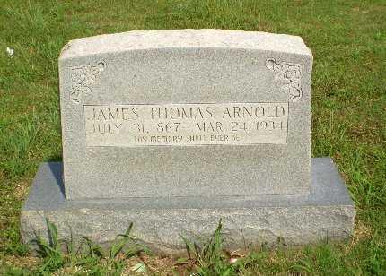 ARNOLD, JAMES THOMAS - Greene County, Arkansas | JAMES THOMAS ARNOLD - Arkansas Gravestone Photos