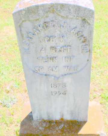 ASHTON   (VETERAN SAW), CLARENCE J - Greene County, Arkansas | CLARENCE J ASHTON   (VETERAN SAW) - Arkansas Gravestone Photos