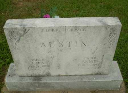 AUSTIN, ANNIE - Greene County, Arkansas | ANNIE AUSTIN - Arkansas Gravestone Photos