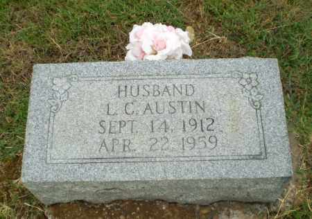 AUSTIN, L.C. - Greene County, Arkansas | L.C. AUSTIN - Arkansas Gravestone Photos