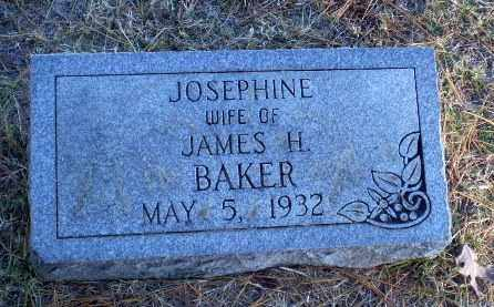 BAKER, JOSEPHINE - Greene County, Arkansas | JOSEPHINE BAKER - Arkansas Gravestone Photos