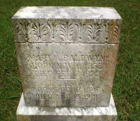 BALDWYN, MARY M - Greene County, Arkansas | MARY M BALDWYN - Arkansas Gravestone Photos