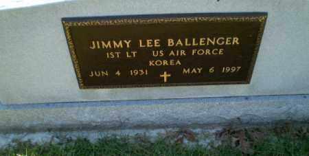 BALLENGER (VETERAN KOR), JIMMY LEE - Greene County, Arkansas | JIMMY LEE BALLENGER (VETERAN KOR) - Arkansas Gravestone Photos