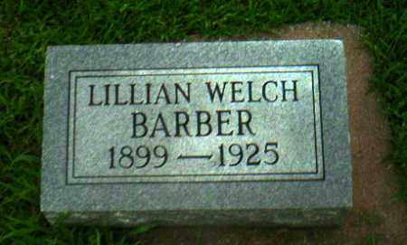 BARBER, LILLIAN - Greene County, Arkansas | LILLIAN BARBER - Arkansas Gravestone Photos