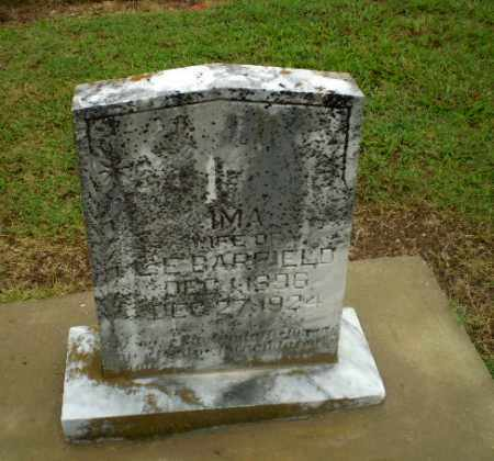 BARFIELD, IMA - Greene County, Arkansas   IMA BARFIELD - Arkansas Gravestone Photos