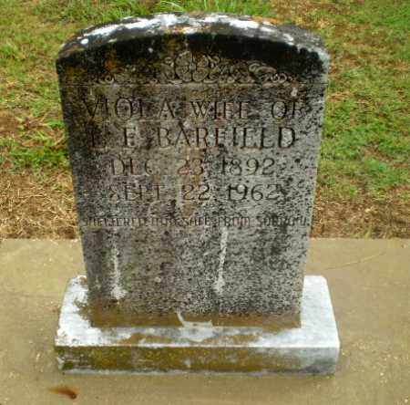 BARFIELD, VIOLA - Greene County, Arkansas | VIOLA BARFIELD - Arkansas Gravestone Photos