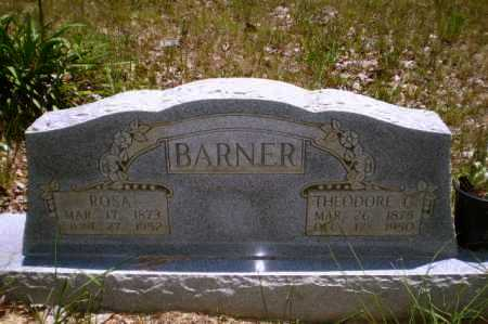 BARNER, THEODORE C - Greene County, Arkansas | THEODORE C BARNER - Arkansas Gravestone Photos