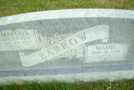 BARROW, MAMIE - Greene County, Arkansas | MAMIE BARROW - Arkansas Gravestone Photos