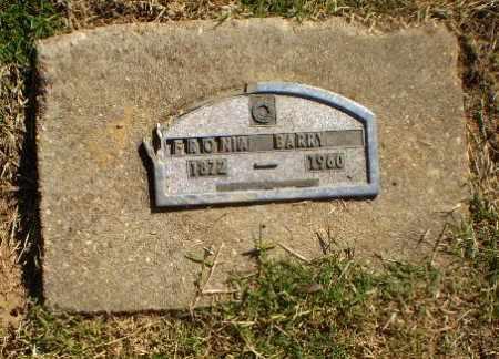 BARRY, FRONIA - Greene County, Arkansas | FRONIA BARRY - Arkansas Gravestone Photos