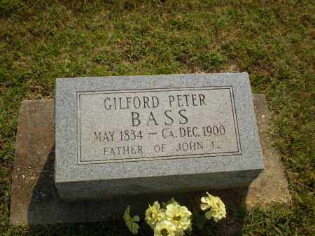 BASS, GILFORD PETER - Greene County, Arkansas | GILFORD PETER BASS - Arkansas Gravestone Photos