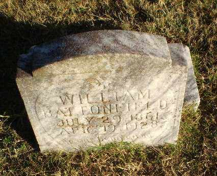 BATTONFIELD, WILLIAM - Greene County, Arkansas | WILLIAM BATTONFIELD - Arkansas Gravestone Photos