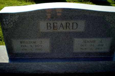 BEARD, WILLIAM J - Greene County, Arkansas | WILLIAM J BEARD - Arkansas Gravestone Photos