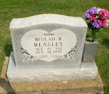 BEASLEY, BEULAH B - Greene County, Arkansas | BEULAH B BEASLEY - Arkansas Gravestone Photos