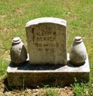 BEAVER, ALLEN R - Greene County, Arkansas | ALLEN R BEAVER - Arkansas Gravestone Photos