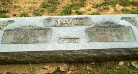 CARPENTER BEAVER, MARY B - Greene County, Arkansas | MARY B CARPENTER BEAVER - Arkansas Gravestone Photos