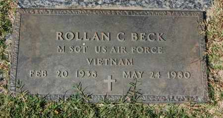 BECK (VETERAN VIET), ROLLAN C - Greene County, Arkansas | ROLLAN C BECK (VETERAN VIET) - Arkansas Gravestone Photos