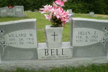 BELL  (VETERAN WWII), WILLARD M - Greene County, Arkansas | WILLARD M BELL  (VETERAN WWII) - Arkansas Gravestone Photos