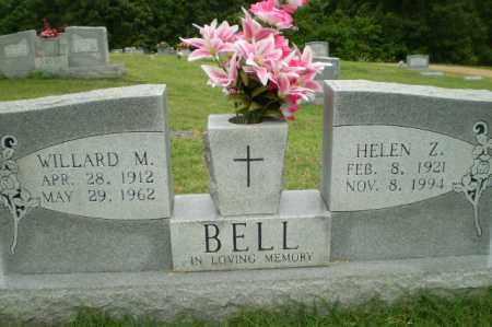 BELL, HELEN Z - Greene County, Arkansas | HELEN Z BELL - Arkansas Gravestone Photos