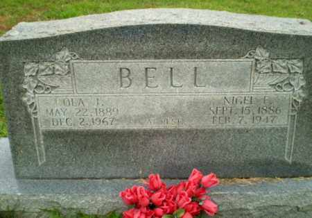 BELL, OLA J - Greene County, Arkansas | OLA J BELL - Arkansas Gravestone Photos