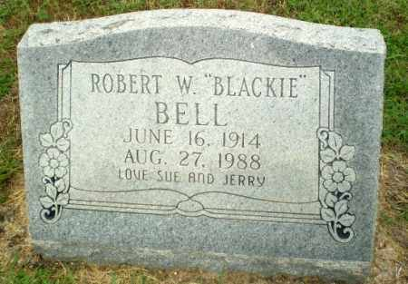 "BELL, ROBERT W ""BLACKIE"" - Greene County, Arkansas 
