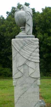 BERRYHILL, W.W. - Greene County, Arkansas | W.W. BERRYHILL - Arkansas Gravestone Photos