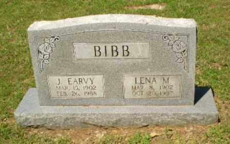 BIBB, J EARVY - Greene County, Arkansas | J EARVY BIBB - Arkansas Gravestone Photos