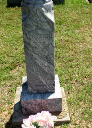 BISHOP, ALBERTINE - Greene County, Arkansas | ALBERTINE BISHOP - Arkansas Gravestone Photos