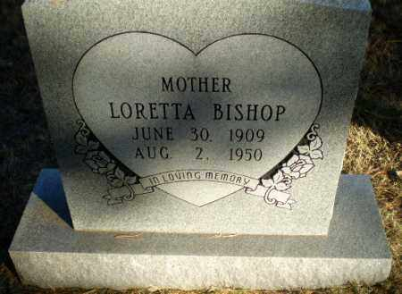 BISHOP, LORETTA - Greene County, Arkansas | LORETTA BISHOP - Arkansas Gravestone Photos