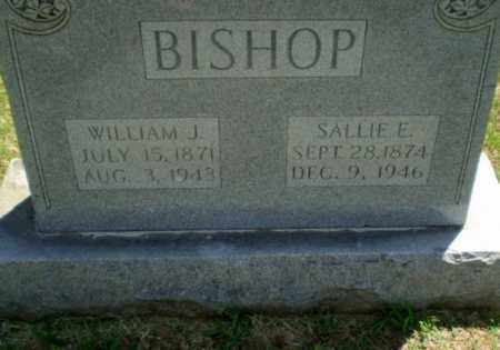 BISHOP, SALLIE E - Greene County, Arkansas | SALLIE E BISHOP - Arkansas Gravestone Photos