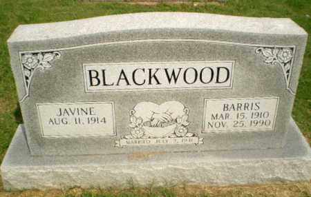 BLACKWOOD, BARRIS - Greene County, Arkansas | BARRIS BLACKWOOD - Arkansas Gravestone Photos