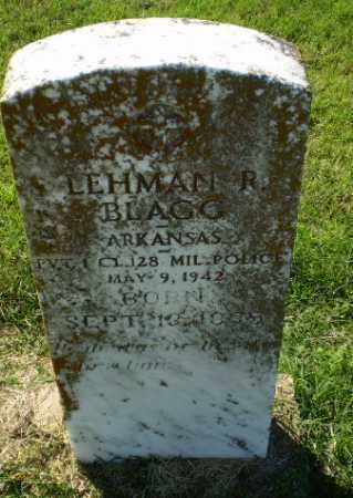 BLAGG (VETERAN), LEHMAN R - Greene County, Arkansas | LEHMAN R BLAGG (VETERAN) - Arkansas Gravestone Photos