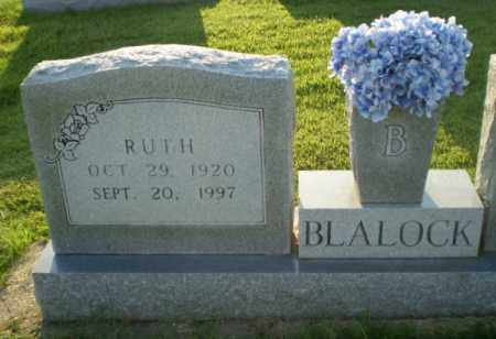 BLALOCK, RUTH - Greene County, Arkansas | RUTH BLALOCK - Arkansas Gravestone Photos