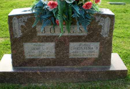 BOGGS, JAMES F - Greene County, Arkansas | JAMES F BOGGS - Arkansas Gravestone Photos