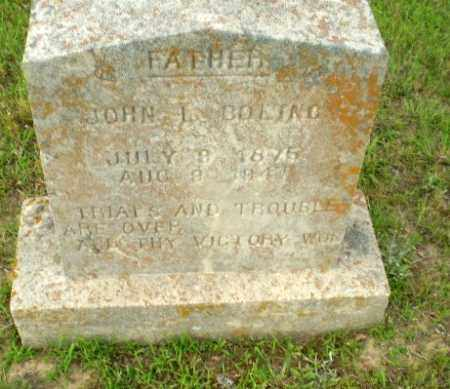 BOLING, JOHN L - Greene County, Arkansas | JOHN L BOLING - Arkansas Gravestone Photos